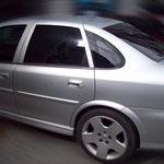 Opel Vectra B (Limousine) mit Matrix 301