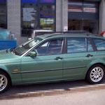 BMW 3er Kombi mit Quantum Hybrid Q14