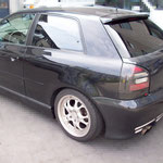 Audi A3 mit Matrix 301