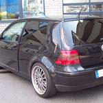 VW Golf 4 mit Supreme HP4