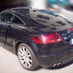 Audi TT mit Dark Side CH6
