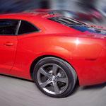 Chevrolet Camaro mit Supreme HP4