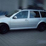 VW Bora Kombi mit Dark Side CH6