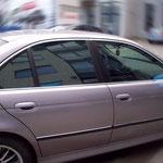 BMW 5er Limousine-(Showwagen) mit Ultra Performance 75