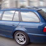 BMW 5er Kombi mit Dark Side CH6
