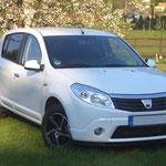 Dacia Sandero mit Supreme HP4