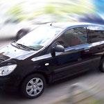 Hyundai Getz mit Supreme HP4