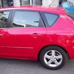 Mazda 3 mit Dark Side CH6