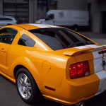 Ford Mustang mit Charcoal 13