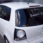 VW Polo mit Venusverglasung und Charcoal 13