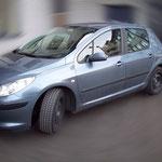 Peugeot 307 mit Quantum Hybrid Q14
