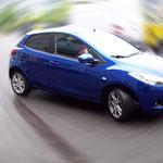 Mazda 2 mit Charcoal 13