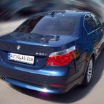 BMW 5er Limousine E60 mit Charcoal 13