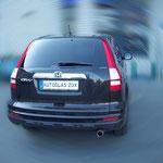 Honda CR-V mit Venus-Verglasung und Charcoal 13