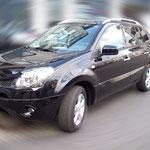 Renault Koleos mit Charcoal 13