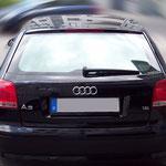 Audi A3 mit Quantum Hybrid Q14