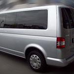 VW T5 mit Venusverglasung und Charcoal 13