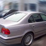 BMW 5er Limousine mit Quantum Hybrid Q14