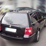 VW Passat mit Charcoal 13