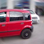 Fiat Panda mit Supreme HP4