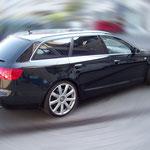 Audi A6 mit Charcoal 13