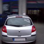 Renault Clio mit Dark Side CH6