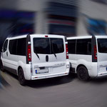 Opel Vivaro mit Dark Side CH6