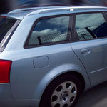 Audi A4 mit Quantum Hybrid Q14