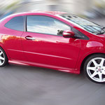 Honda Civic mit Supreme HP4