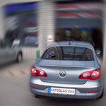 VW Passat CC mit Titanium 400