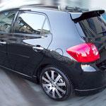 Toyota Auris mit Dark Side CH6