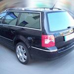 VW Passat mit Quantum Hybrid Q14