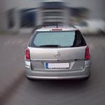 Opel Astra H Kombi mit Quantum Hybrid Q14