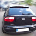 Seat Leon mit Dark Side CH6