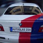 BMW 5er Limousine E34 mit Supreme HP4