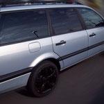 VW Passat mit Dark Side CH6
