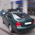 VW Bora mit Matrix 301