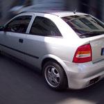 Opel Astra G mit Quantum Hybrid Q14