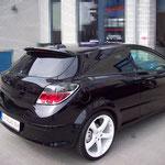 Opel Astra H GTC mit Titanium 400