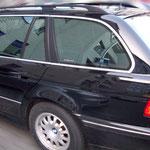 BMW 5er Kombi mit Quantum Hybrid Q14