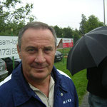 Ex-Trainer Peter Scheer zu Gast beim Kirmesspiel