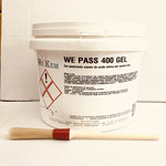 gel passivante esente nitrico per acciaio inox