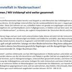 Bereits 45.412 Unterschriften für mehr Artenvielfalt in Niedersachsen!