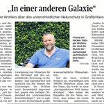 """Bericht """"Cornische Hecken - NUZ Geschäftsstelle"""" - mit frdl. Erlaubnis der SZ"""