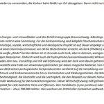 20 Jahre Korksammlung des NABU Stadthagen - RGS WB