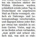"""Bericht """"Bunte Meter - NUZ Geschäftsstelle"""" - mit frdl. Erlaubnis der SZ"""