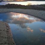 Sonnenuntergang - Foto Britta Raabe