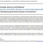 """PM Regionalgeschäftsstelle Weserbergland - Seminar """"Mensch und Umwelt"""" - Britta Raabe"""