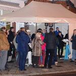 NABU Hildesheim Neujahrsempfang - Foto: Dieter Goy