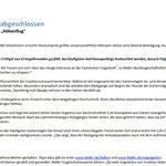 PM - RGS WB - Stunde der Gartebvögel - Ergebnisse